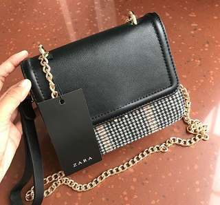New Zara slingbag ori