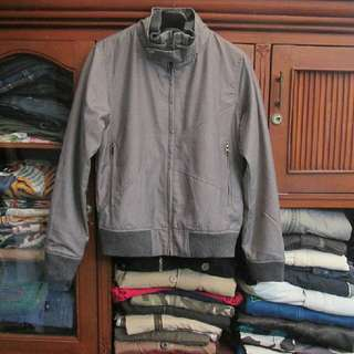 jaket bomber harrington casual