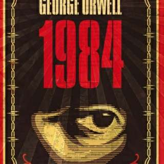 1984 (CHEAP & USED CLASSIC NOVEL) - GEORGE ORWELL