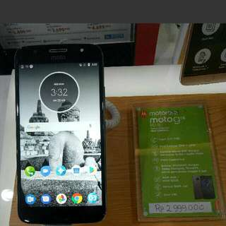 Kredit Moto G5s plus Promo bunga 0% Tanpa kartu kredit