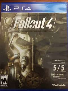 Fallout 4 (ps4 game)