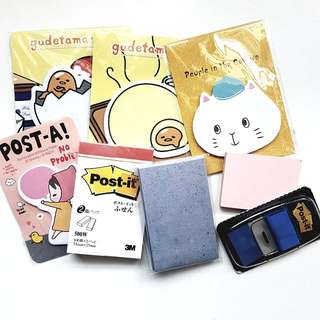 #2 post it detash bundle