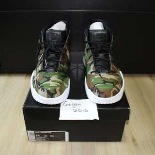 UK 13 / US 14 Kobe 1 Protro Undefeated Camo