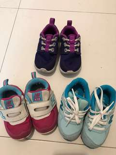 Nike & new balance shoes $50/3對全要