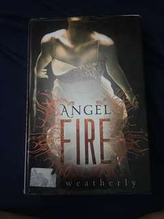 Angel Fire HARDBOUND