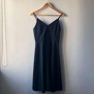 Zalora Dress — Black