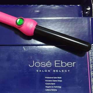 Jose Eber 25MM Clipless Curling Iron
