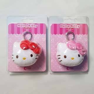 Sanrio EZ-Link Hello Kitty Plush EZ-Charm