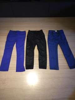 Girls jeans pants size 5 6 7