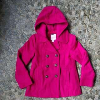 Old Navy Girls wool jacket