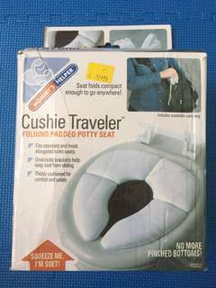 Folding Potty Seat for Travelling