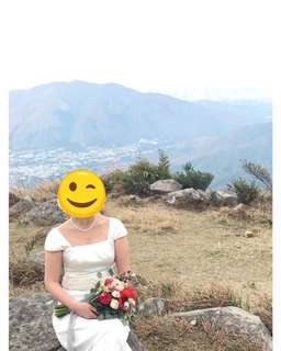 Spring Wedding 婚紗一條