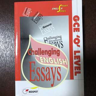 GCE O level General paper essay guide