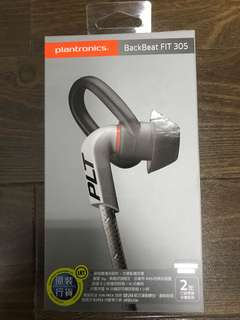 *100% NEW* Plantronics BackBeat Fit305