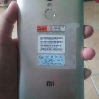 Xiaomi note 4x 3/32 gold