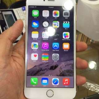 Iphone 6 plus 64g sliver