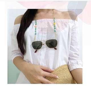 Sunglasses strap chain (tali kacamata)