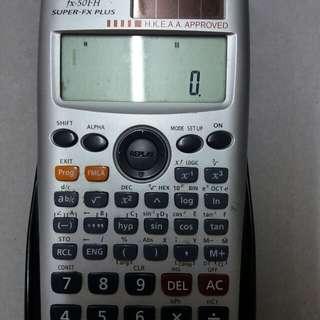 DSE calculator 2手