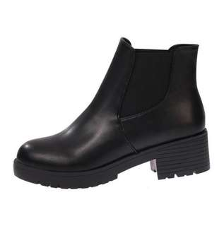 PO | Heeled Chelsea Boots
