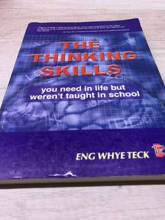 The Thinking Skills by Eng Whye Teck