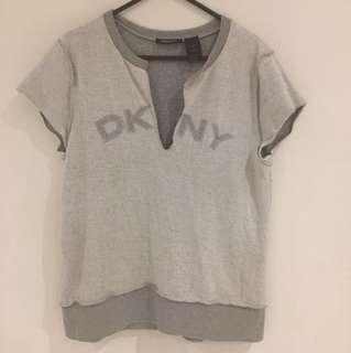 DKNY ACTIVE Size S Fleece Top