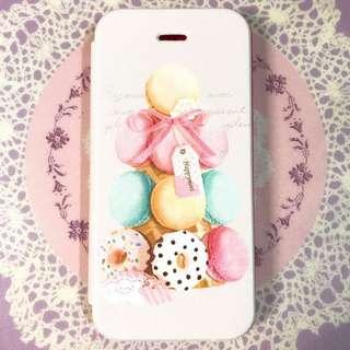 HAPPY MORI 少女風 IPHONE 5 手機殼
