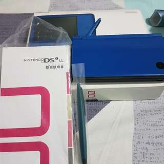 Nintendo DSi LL - Complete with Box