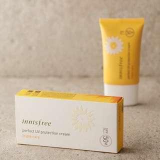 innisfree triple care sunscreen