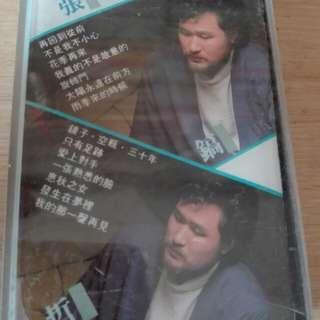 张镐哲情歌精选卡带