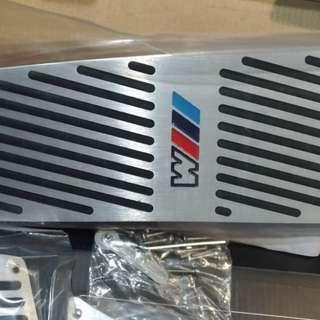 BMW F30 用 金屬踏板