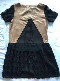 Japanese brand dress
