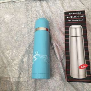 全新暖水壺 0.5L thermos bottle
