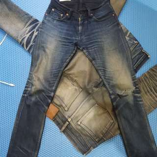 Elhaus Midnight Iron Tail 13oz Well Worn