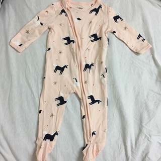 New Cotton On Sleepsuit Newborn