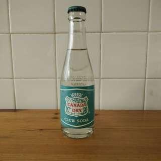 Glass Soda Bottle