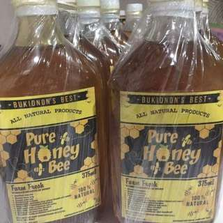 PURE HONEY FROM BUKIDNON
