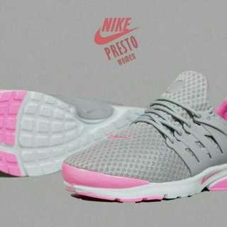 Sepatu Nike presto woman