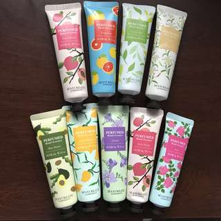 Perfumed Hand Cream