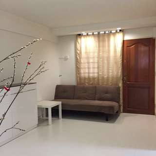 Superb location@Tiong Bahru MRT (3 Rm HDB whole flat rental)