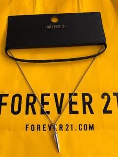 Brand New Auth Forever 21 Choker Set