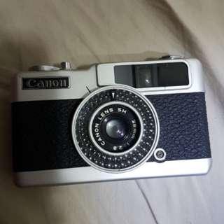 Canon half-frame demi