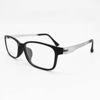 🚚 📢 寬臉救星 📢 [檸檬眼鏡] SUPER 364 C06 TR90 輕量超彈性樹酯鏡框 安全無毒 不易變形變色