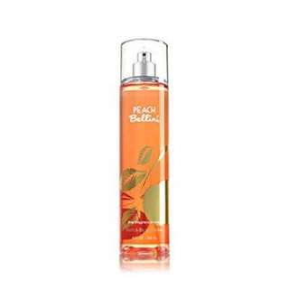 Bath and Body Works Signature Collection Peach Bellini