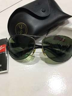 💯Authentic Rayban Sunglasses RB3386 polarized