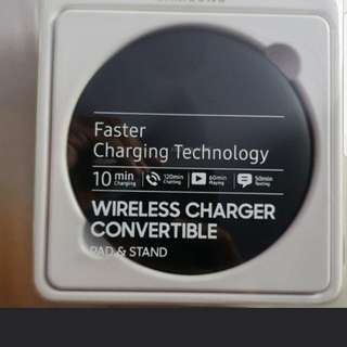 Wireless charger samsung bnib