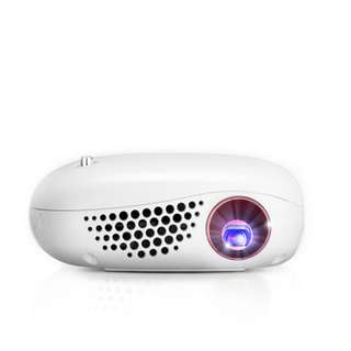 LG PV150G Minibeam LED Projector with Embedded Battery