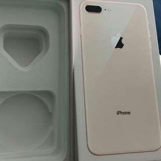 IPhone 8plus box