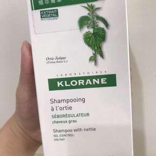 蔻蘿蘭控油洗髮精