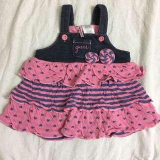 Baby Guess Dress Newborn