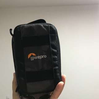 Lowepro camera bag for compact cameras
